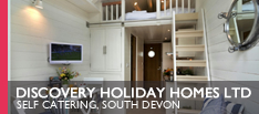 Discover Holiday Homes Ltd South Devon