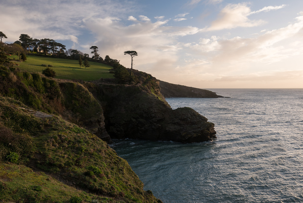 Walk the South West Coast Path in Torquay, Devon