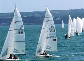 Watch sport in Devon, sport on the English Riviera