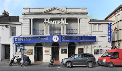 Cinemas In The English Riviera Devon Torquay Torbay