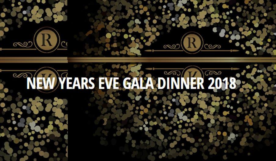 New Years Eve Gala Dinner - The Grand Hotel - English Riviera