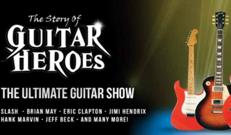 the similarities on the music style of our guitar heroes Featuring buddy guy, eric clapton, jimmy page, jeff beck, pete townshend amd more.