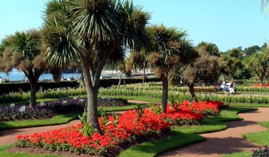 Italian Gardens - Abbey Park - English Riviera