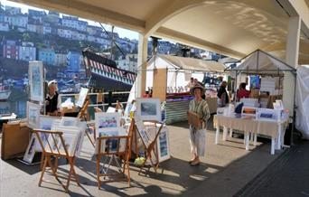 Brixham Art and Craft Market