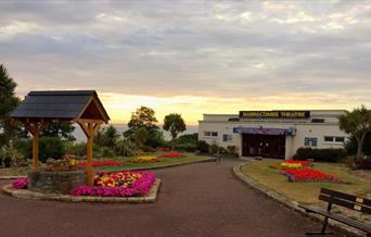 Babbacombe Theatre in Torquay, Devon