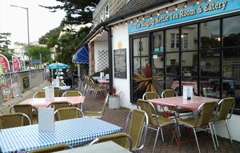 Singing Kettle Tea Room & Eatery - Torquay, Devon