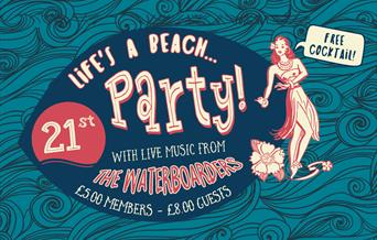 Life's A Beach, Party! @ The Lucky 7 Club