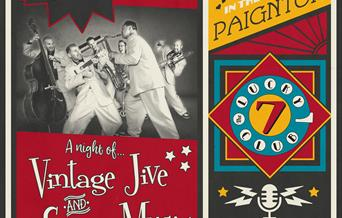 The Jive Aces – Live at The Lucky 7 Club!