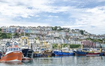 4 Dunlin self catering accommodation in Brixham, Devon