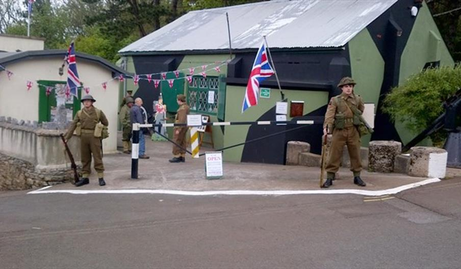 Brixham Battery Heritage Group