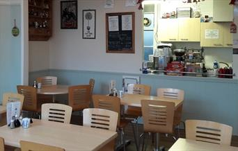 Bay Tree Cafe, Babbacombe, Torquay