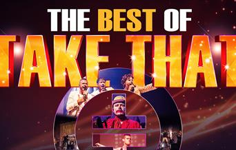 The Best of Take That performed by Rule the World, Palace Theatre, Paignton, Devon