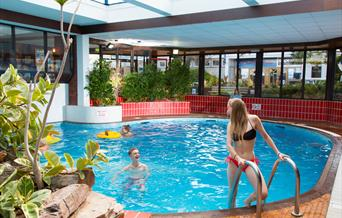 Indoor Pool, Beverley Holidays, Paignton, Devon