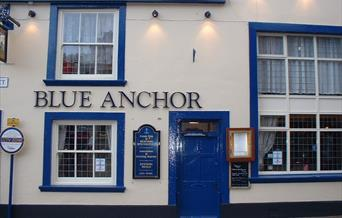 Blue Anchor Brixham
