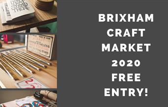 Brixham Craft Market, Brixham, Devon
