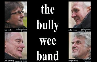 The Bully Wee Band, Little Theatre, Torquay, Devon