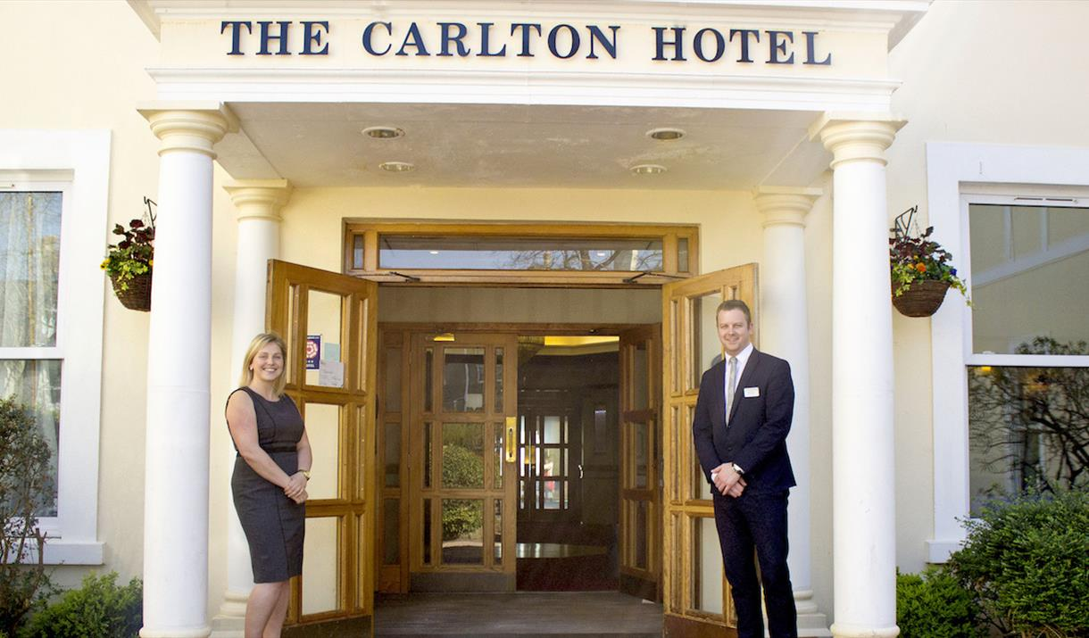 Carlton Hotel Torquay Parking