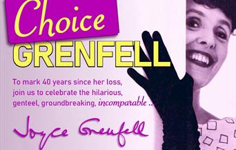 Choice Grenfell: A tribute to Joyce Grenfell, Palace Theatre, Paignton, Devon