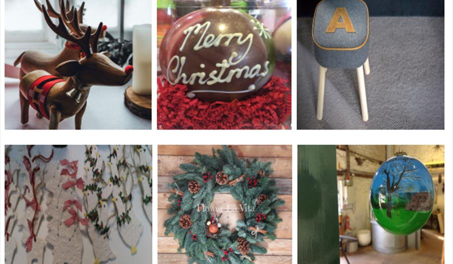 Christmas At Cockington Court English Riviera