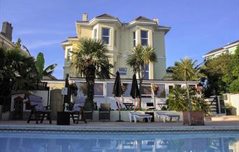 The Cimon Hotel, Torquay, Devon