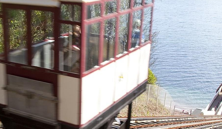Cliff Railway Day - Babbacombe Cliff Railway, Babbacombe, Torquay, Devon