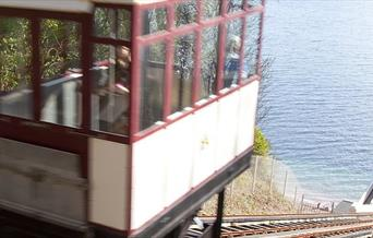 Christmas Cracker - Babbacombe Cliff Railway