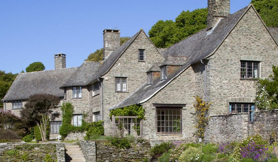Community weekends: free entry for TQ postcodes  - Coleton Fishacre