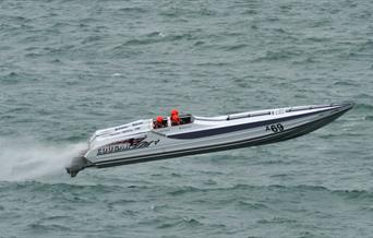 CANCELLED - Cowes Torquay Cowes Classic Offshore Powerboat Race