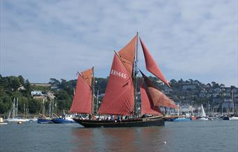 Pilgrim of Brixham, Seafood Feast Devon B&B Sailing Weekend, Brixham, Devon