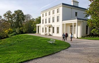 Greenway House, Relive Agatha Christie's Birthday dinner at Greenway House, Nr Brixham, Devon