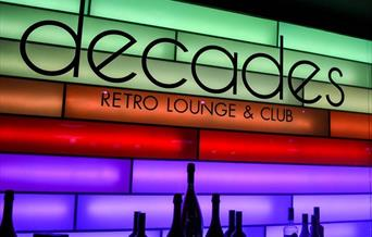 Decades Retro Lounge and Club, Torquay, Devon