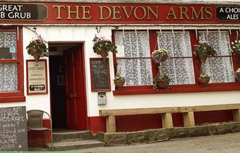 The Devon Arms Torquay