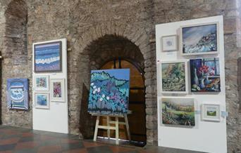 Devon Art Society - Summer Exhibition, Torquay, Devon
