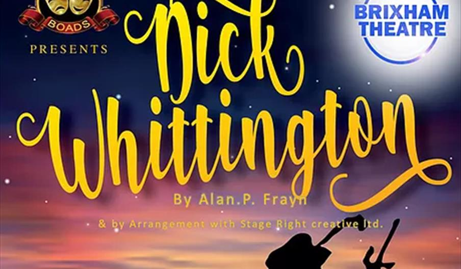 Dick Whittington, Brixham Theatre, Brixham, Devon