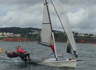Paignton Open for Double Handed Dinghies (PODD)
