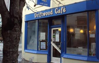 Driftwood Cafe Torquay