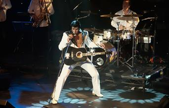 The Elvis Years, Babbacombe Theatre, Torquay, Devon