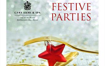 Festive Parties, Cary Arms, Torquay, Devon