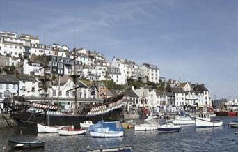8 Heath Rise self catering accommodation in Brixham