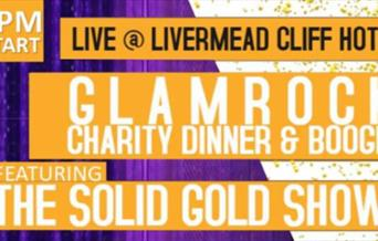 Charity Fancy Dress Dinner & Boogie, Livermead Cliff Hotel, Torquay, Devon