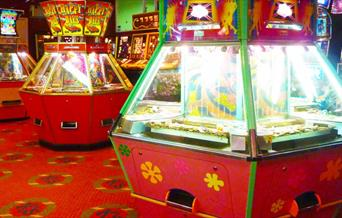 Golden Palms Amusement Arcade