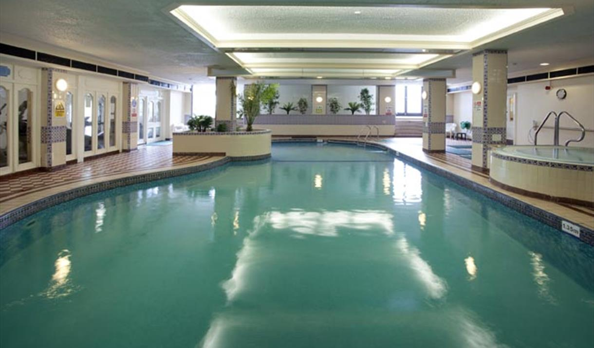 Grand Leisure Suite Leisure Swimming Pool Torquay English Riviera