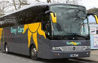 Grey Cars Coach Trips