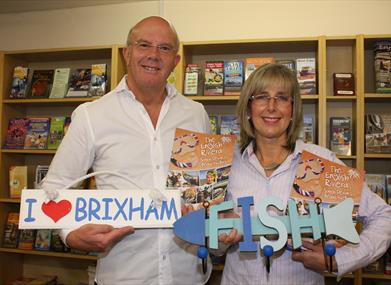 Brixham Visitor Information Point