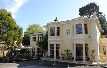The Meadfoot Bay Hotel, Torquay, Devon