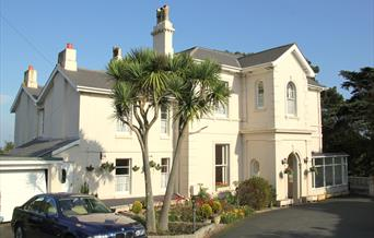 The Muntham Apartments and Townhouse in The English Riviera town of Torquay.