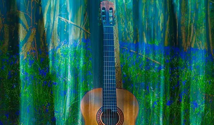 Images - Classical Guitar Concert by Bob Drury, Brixham Theatre, Brixham, Devon