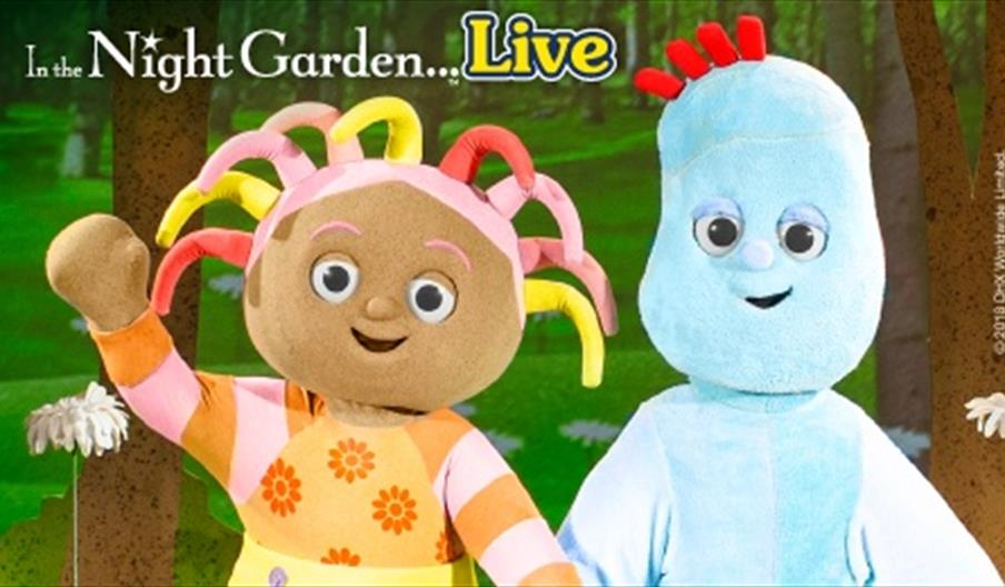 In the Night Garden Live, Princess Theatre, Torquay, Devon