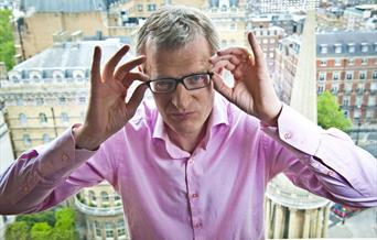 Jeremy Vine - What the hell is going on?!, Palace Theatre, Paignton, Devon