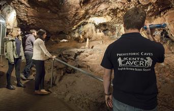 Kents Cavern, Torquay, Devon